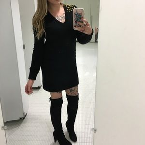 MK sweater dress